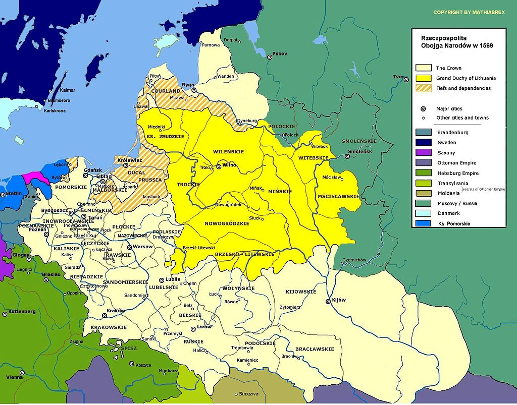 Mapa-Polski-w-1569-r.