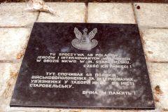 25.-Starobielsk.-Tablica-pamiątkowa-na-cmentarzu.