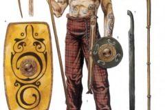 Wojownik-celtycki