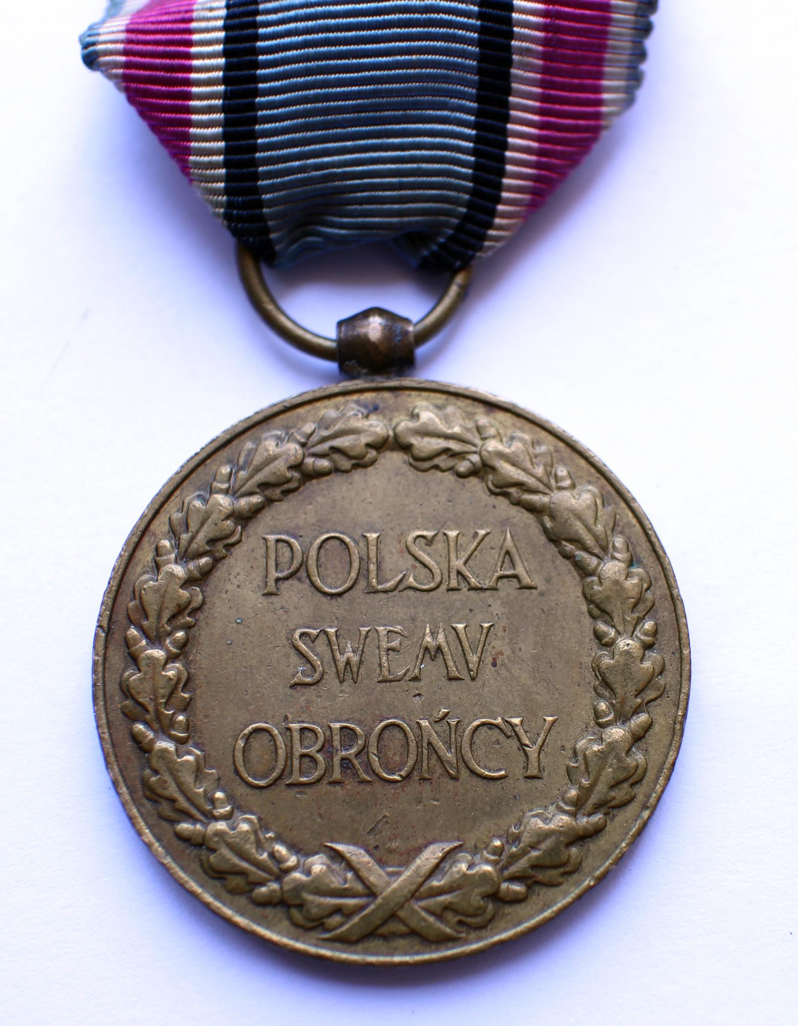 """21.-medal-""""Polska-Swemu-Obrońcy"""""""