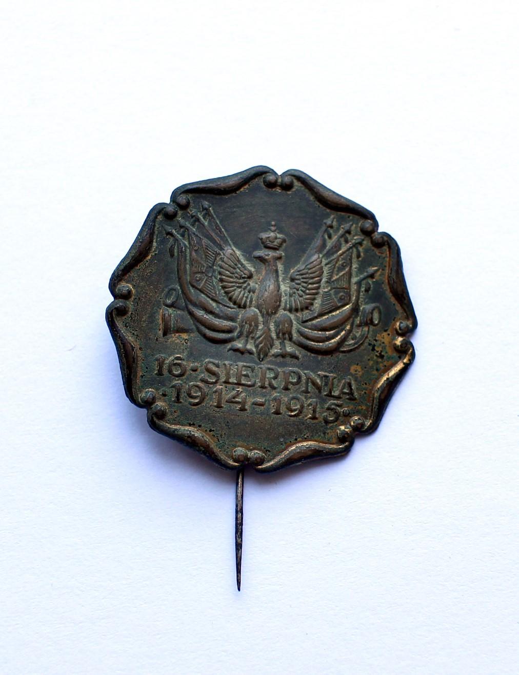 23.-znaczek-pamiątkowy-na-szpilce-wydany-z-okazji-pierwszej-rocznicy-powołania-Naczelnego-Komitetu-Narodowego
