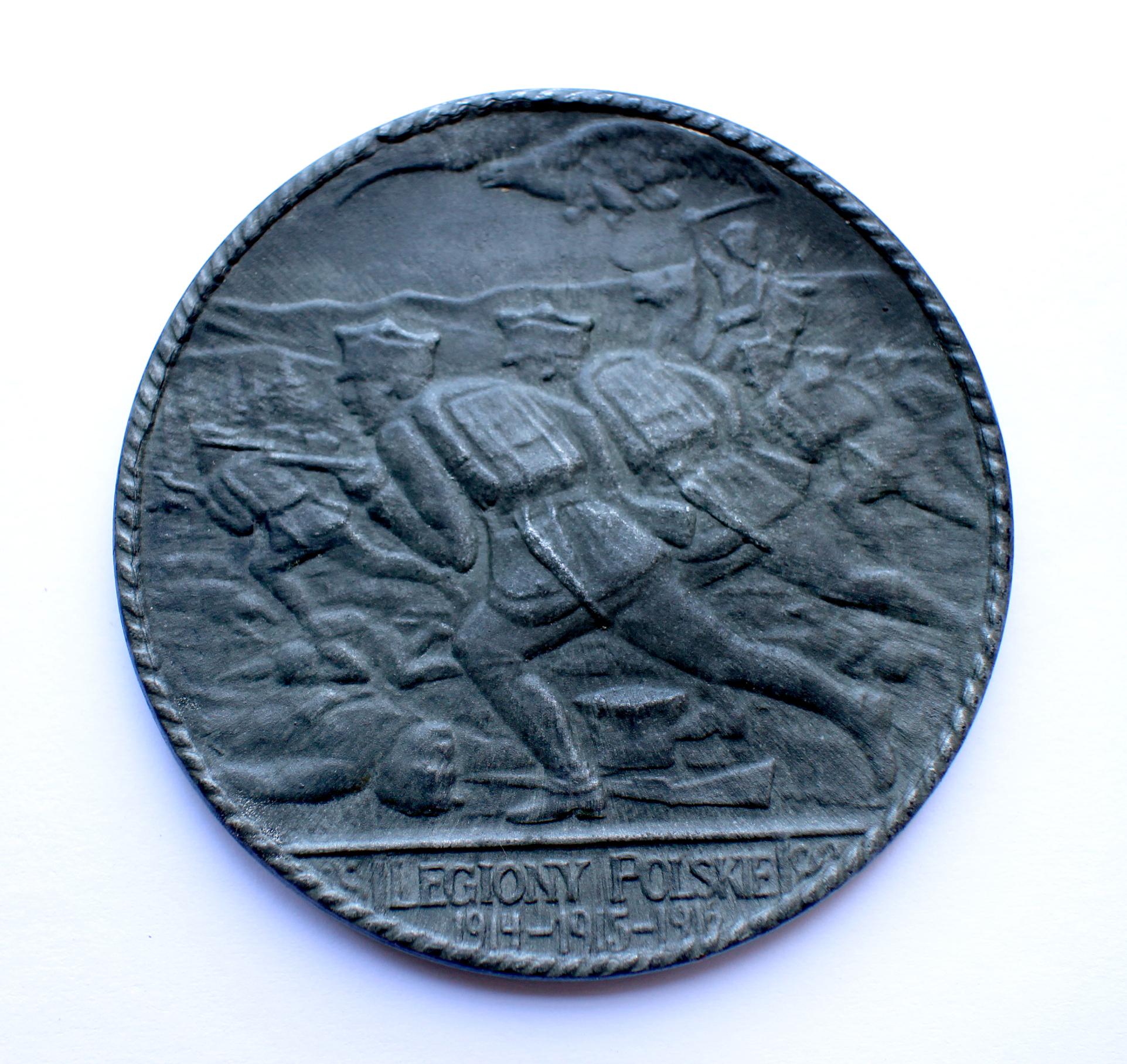 24.-medal-Legiony-Polskie-autorstwa-Jana-Wysockiego
