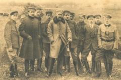 10.-Komenda-Naczelna-P.O.W.-podczas-ćwiczeń-w-1917-r.