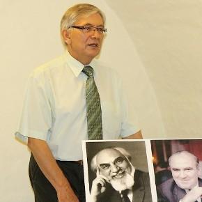 Promocja II wydania biografii Ary Szternfelda autorstwa Władysława Geislera