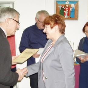 Chrzest Polski w sieradzkiej sztuce ludowej
