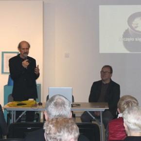 Spotkanie z Ryszardem Sierocińskim i Pawłem Durajem