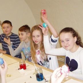 Warsztaty Wielkanocne w Muzeum