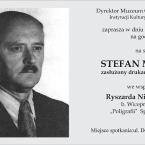 Stefan Mroziński zasłużony drukarz i działacz społeczny