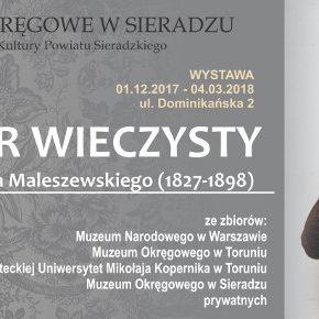 KONTUR WIECZYSTY. Twórczość Tytusa Maleszewskiego (1827-1898)