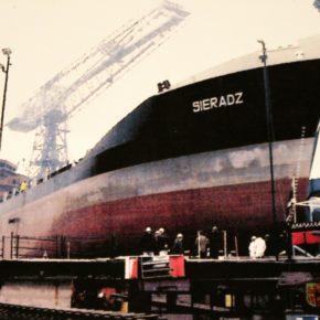 """Był taki statek. Opowieść o pływającym """"Sieradzu"""""""