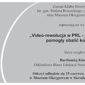 Video-rewolucja w PRL - jak magnetowidy pomogły obalić komunizm