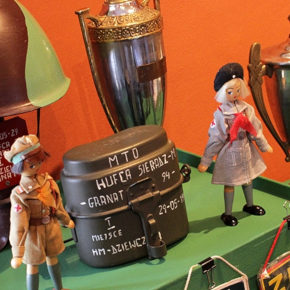 Wystawa  z okazji 100. rocznicy utworzenia Związku Harcerstwa Polskiego