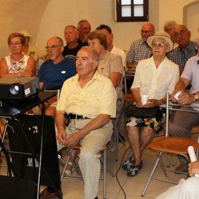 Jan Pietrzak opowiada o nieistniejącej już sieradzkiej drukarni