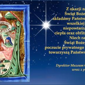 Z okazji nadchodzących Świąt Bożego Narodzenia...