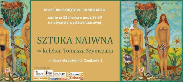 Sztuka naiwna w kolekcji Tomasza Szymczaka