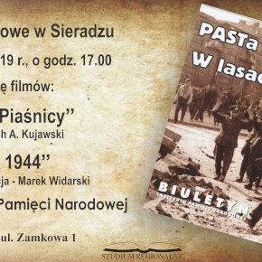 "Projekcja filmu ""PASTA 1944"""