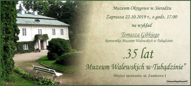 35 lat Muzeum Walewskich w Tubądzinie