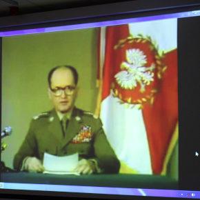 38. rocznica wprowadzania stanu wojennego w Polsce