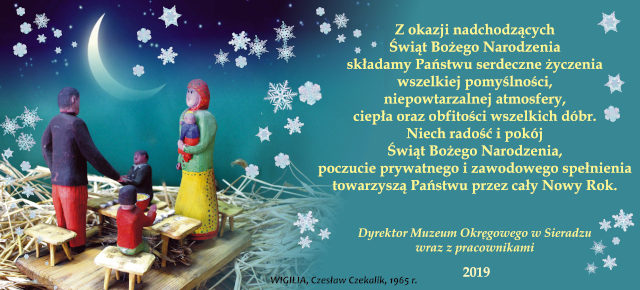 Z okazji nadchodzących Świąt Bożego Narodzenia