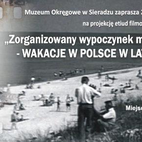 WAKACJE W POLSCE W LATACH 1950-60