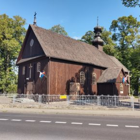 Z dziejów kościoła w Korczewie - wykład video