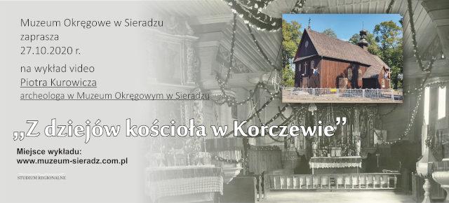 Z dziejów kościoła w Korczewie