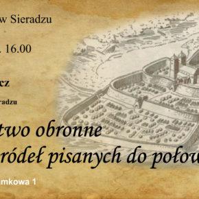 Budownictwo obronne w świetle źródeł pisanych do połowy XIII w.