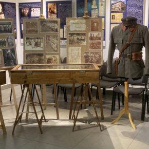 Spotkanie z Ryszardem Czapińskim z Samodzielnej Grupy Rekonstrukcji Historycznej